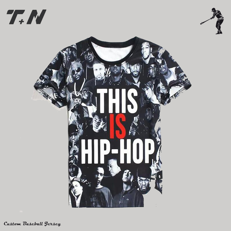 All Over Custom Dye Sublimation Printing T Shirt Buy T