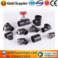 HDPE insulating conduit cable fittings