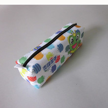 600D polyester printing pencil bags for kids