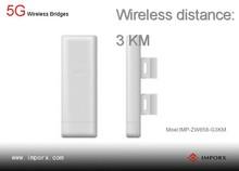 2015 High Power 3KM Long Range Wireless Outdoor CPE / AP / Bridge / Client / Router