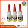 Guo elephant magic fast dry super glue producer