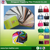 You save 40%Prime Cost 50%Materials 80%Time-A pioneer in nonwoven interlining felt fabric of nonwoven lining felt