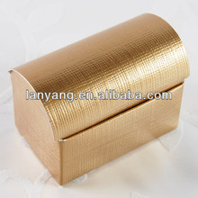 Golden Treasure Chest Box Favors candy boxes favors, wedding favours