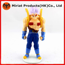 famous people statues dragon ball pvc figures