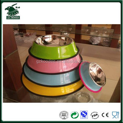 customize hot sale high quality dog bowl for dog/dog bowl/stainless steel dog bowl
