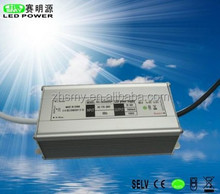 100W Waterproof Superior Quality Aluminum Alloy LED Power Supply Driver LED Transformer 230/220v to 12 Volt DC Output