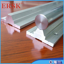 Fully stocked carbon steel linear motor stage for blankets machines