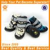 JML fashion Antislip Waterproof rubber sole dog boots