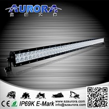 High quality 50'' 500w dual row 4wd led spot light
