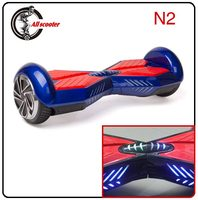 Two Wheels Scooter 6inch Smart self balance Scooters motor electric skateboard 36v 20km high power 700w factory supply