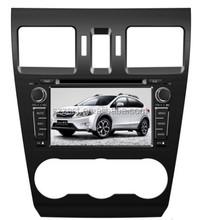 ZESTECH DVD Supplier Touch screen Car Accessories for Subaru Forester XV 2013 Car Accessories DVD GPS Navigation Audio Radio