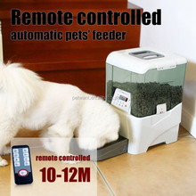 timed automatic cat feeder