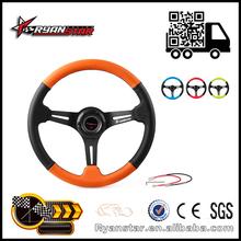 Ryanstar 14 Inch 350mm Sport Heated Car Racing Steering Wheel