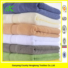 China towel factory best sell product dobby towel bulk buy from china