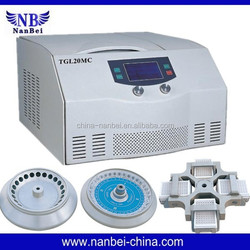 Table top hihg speed function of centrifuge tubes for sale