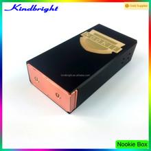 nookie box mod with cooper sliding door ebay china website nookie box mod clone dual 18650 battery box mod