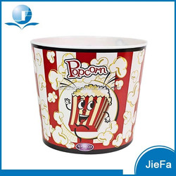 High Quality Cheap Custom 150Oz Food Grade Costomize Popcorn Bucket