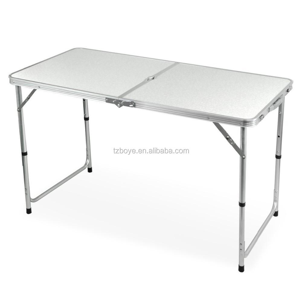 알루미늄 접이식 테이블, 금속 접이식 테이블, 야외 접이식 ...