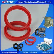 Cylinder piston seal/ hydraulic oil seal