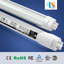 Hot Top Quality 1200mm 4ft 18W led Non-Isolated Internal Driver AC100-277V for different regions led tube ul dlc listed led tube