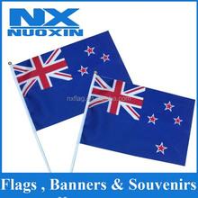 glow flag national flag pin badge cheap flag making machine