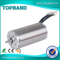 Low voltage high speed 24v dc motor gear motor