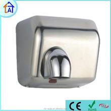 stainless steel infrared sensor hand dryer
