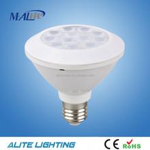Competitive price CE ROHS 12W LED Spotlight Wholesale PAR30