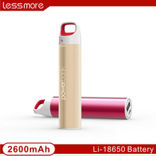 top sale cell phone accessories battery powe bank best new power bank with sling 2200mah