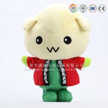 Marca japonesa empresa custom made plush figuras de animação
