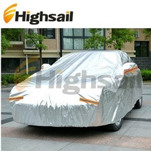 High Quality Aluminum Foil UV Protection Car Cover