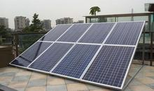 solar electrical power system projects 10KW / solar energy system on grid / 1kw solar pv system for home use
