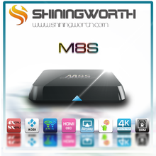 m8s Android TV Box 4K OTT Iptv Quad Core indian iptv android tv box No Monthly Payment