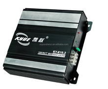 Ouyun factory cheap 2 channel car equalizer amplifier