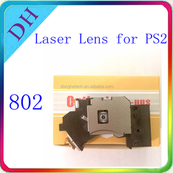 High quality laser lens 802 for PS2 / accessories replace for Sony playstation 2 games