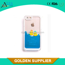 Professional liquid flow mobile phone case factory in Dongguan China