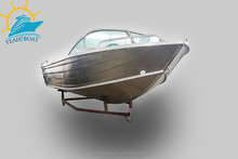 hot sale trawler fishing runabout boat
