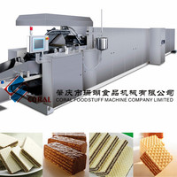High-quality wafer biscuit bakery oven