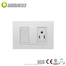 New Products On China Market American Style Socket And Switch