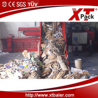 Automatic Plastic Baler