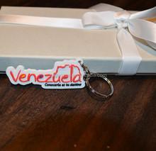 PVC keychain/ rubber keychain with custom logo