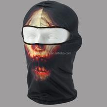 Fashion Custom Black Ski Mask hat