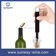 new design portable air pump wine bottle opener best wine opener for traveling and houseware