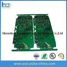 FR4 electronic pen pcb assembly, 1oz Cu pcb assembly for electronic pen, one stop electronic pcb assembly service