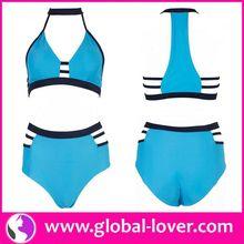 Wholesale High Quality Low Moq Junior Swimwear 2015