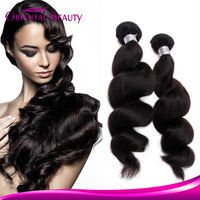wholasale unprocessed 7A Brazilian afro texturizer virgin hair extension with closure