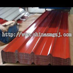 easy to assemble coated steel roofing tile