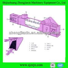 transportador de cadena inclinados o normales para 5-50M con distinta capacidad