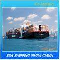 Foshan / shenzhen modelo barco de contenedores para ee . uu .
