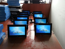 """android display touch screen display / wifi LCD 12 """" 1080P video movies capacitive screen 15 inch VIDEO+MUSIC"""